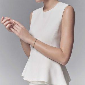 Tiffany's HardWear Sterling Silver Micro Link
